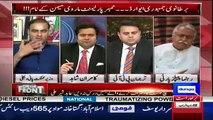 Watch Reaction Of Kamran Shahid When Abid Sher Ali Praises Nawaz Sharif