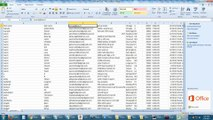 How to Create a contact List in J Mailer Pro and import contact emails into the list
