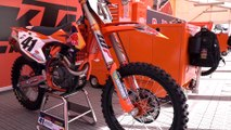 Trey Canard's KTM 450 SX-F - Factory Bike Friday