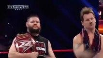 Roman Reigns vs. Chris Jericho – United States Champions