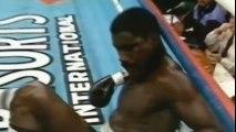 Historique Mike Tyson boxe fight