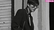 20170331 Cosmopolitan Korea April Cover Guy LEE MIN HO Shooting BTS