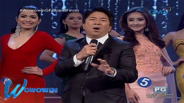 Wowowin: Willie Revillame serenades the Gandang Filipina beauties