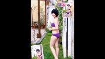 HKT48朝美桜の水着Eカップ胸EX大衆グラビア画像が過激すぎ