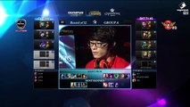 Faker's First Professional Game - The Debut Of The Best Player In LoL History ( The God Was Born )_05