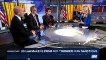 PERSPECTIVES | US lawmakers push for tougher Iran sanctions  | Thursday, March 30th 2017