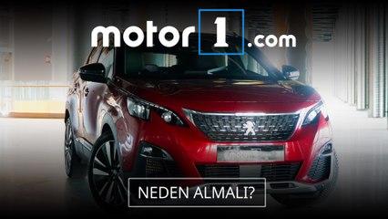 Yeni Peugeot 3008 1.6 Blue-HDI İncelemesi - Neden Almalı?