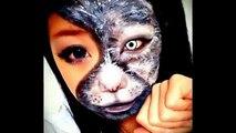 【驚愕】女子高生「きわちむ」の半顔メイクがヤバい!