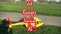 Jet Ranger made by  Nanar