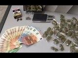 Palermo - Marijuana in casa, arrestato 21enne alla Zisa (01.04.17)