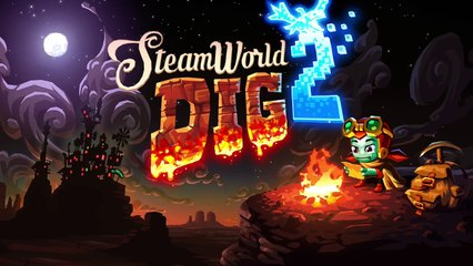 SteamWorld Dig 2 : TRAILER (Nintendo Switch)