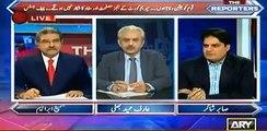 Sabir Shakir and Arif Hameed Bhatti's detailed analysis on recent remarks of Chief Justice Sabir Nisar. Watch video