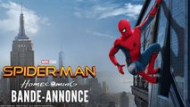 SPIDER-MAN HOMECOMING - Trailer 2 [VOST] Bande-annonce (Marvel Comics) [Full HD,1920x1080]