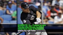 Betting on Potential, Yankees Will Start Aaron Judge and Luis Severino -