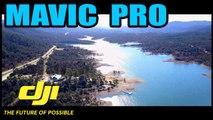 Drone dji mavic pro - test footage 4k Cinematic