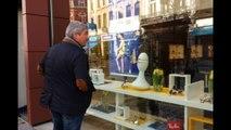 Ce que Jean-Philippe Darcis aime dans les commerces verviétois