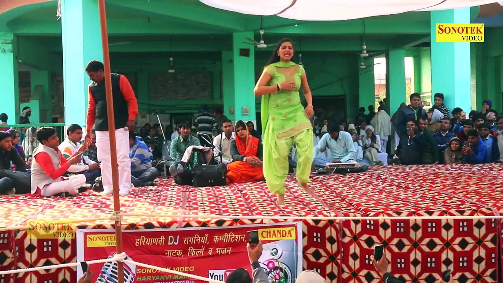 दुनिया टूट पड़ी सपना इस डांस को देखने और उड़े 2000-2000 रुपये के नोट ¦ Sapna Awesome Dance Video