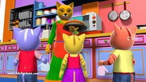 Three Little Kittens Nursery Rhyme _ Baby Songs _ 3D English Nursery Rhymes for Children