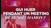 Valls, Macron, Fillon... Qui huer à un meeting d'Hamon ?