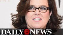 Rosie O'Donnell Urges Melania Trump To Divorce Donald And 'Flee'