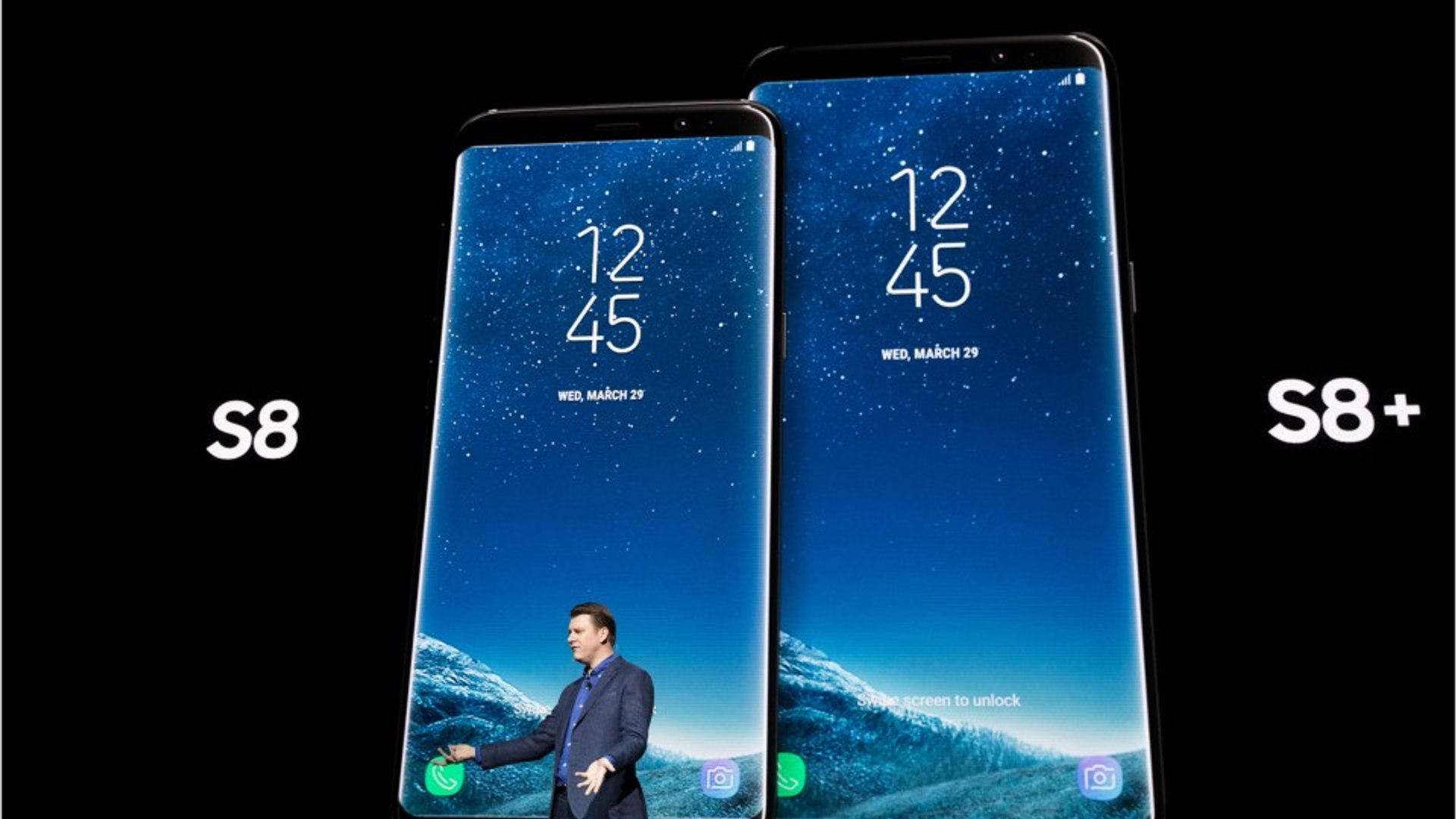 Samsung Galaxy S8 vs Samsung Galaxy S8 Plus: what's the difference?