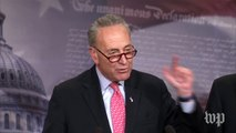 Schumer: 'Change the nominee, not the rules'