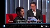 Le divan - Bixente Lizarazu : menacé de mort par l'ETA, il se confie (vidéo)