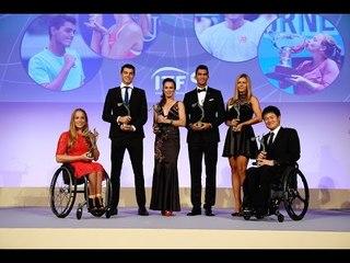 Highlights: 2016 ITF World Champions Dinner