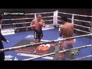 FIGHT: Murat Direkçi vs Robin van Roosmalen - IT'S SHOWTIME 55