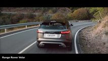 2018 Range Rover Velar vs Audi Q8 Driving, Exterior interior design