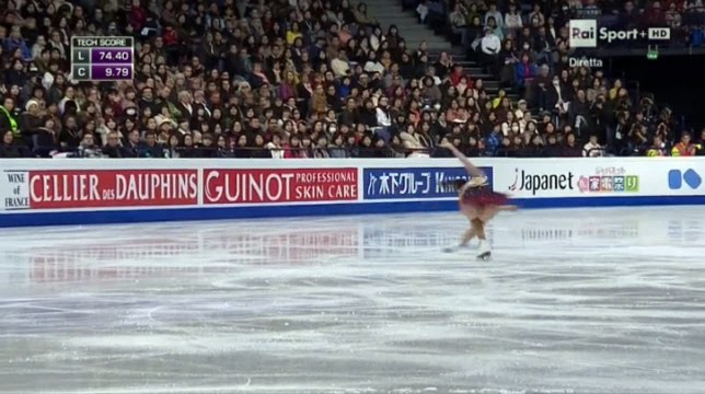 16 Ashley WAGNER USA FS 2017 World Champs