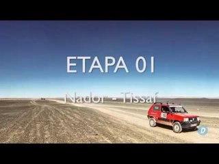 Panda Raid Diariomotor. Etapa 01.#PandaRaidDM