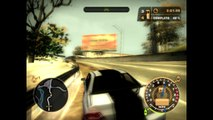 Need For Speed: Most Wanted - contra o tempo