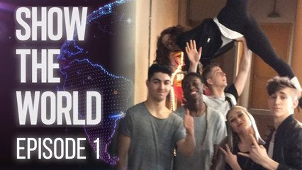 Going on Tour - The Next Step: Show the World (Episode 1)