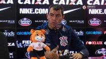 Carille culpa Federação Paulista de Futebol por 'caso Linense'