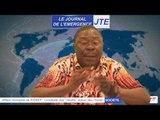 """JTE : Sam l'Africain en prison, il faut eviter """"les langages xénophobes"""" Gbi de Fer"""