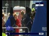 غرفة الأخبار   سفينة إنقاذ تابعة لمنظمة أطباء بلا حدود ترسو في ميسينا على متنها 219 مهاجراً