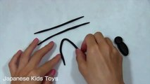 Spider vs Snake  - Play Doh Toy Videos - How to Mak