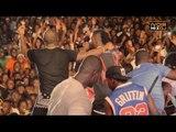 Ivoirmixdj - Dj Arafat au concert de Davido - Public en extase
