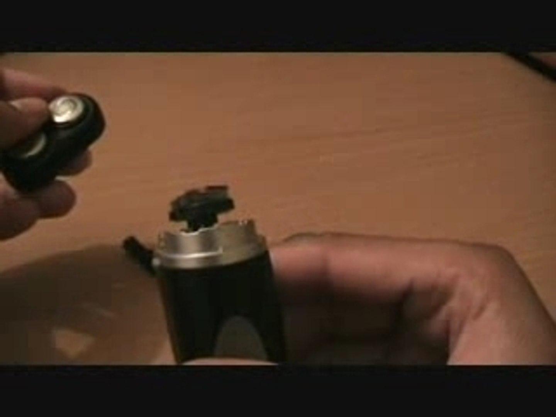 Rasoir électrique USB !