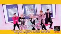 Weekly idol - Highlight on Weekly idol Ep. 296 part1 (ft. KNK)