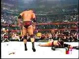 WWF The Rock Stunner Austin!