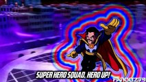 The Super Hero Squad Show Full English Opening Theme Song [Extended_Remix]