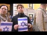 """Napoli - Radicali contro de Magistris: """"Campagna di odio contro Israele"""" (31.03.17)"""