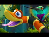 Snake Pass Gameplay (PS4, Xbox One, PC, Nintendo Switch)