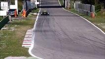 Gros accident pour le pilote Gwenaël Delomier lors des essais en LMP3.