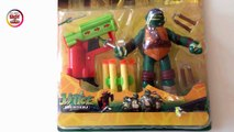 Justice Fighters Toy - Donatello - Teena rtles - Easy Play Doh Ch
