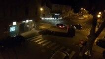 Une agence Crédit Lyonnais attaquée au camion-bélier