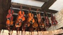 Journées des métiers d'art : un luthier ouvre ses portes