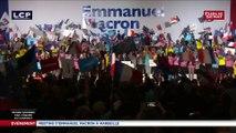 """""""Rien n'est gagné"""" rappelle Emmanuel Macron"""